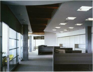 Подвесной гипсокартонный потолок позволяет эффектно решить интерьер помещения, но не допускает дальнейших переделок