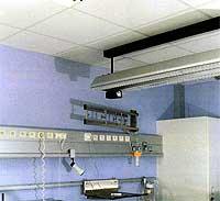 """Подвесной потолок """"Adria Hygiene"""""""