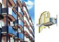 Приставные балконы